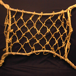 Single Layer Safety Net