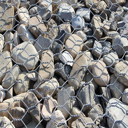 Geosynthetic Rope Gabions